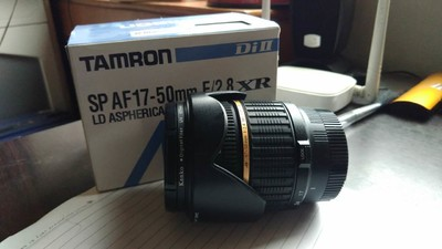 腾龙 SP AF 17-50mm f/2.8 XR Di II VC(B005)索尼A卡口