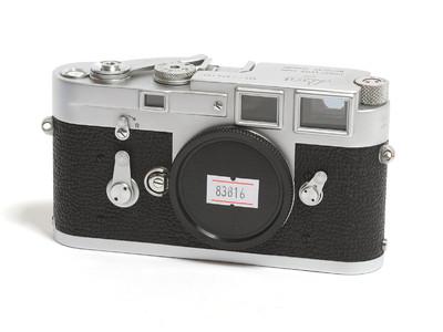 徕卡/Leica M3 後期單撥相机
