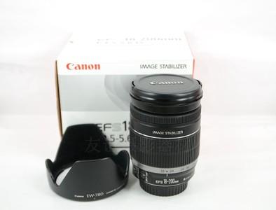 佳能 EF-S 18-200mm f/3.5-5.6 IS  全包装 一镜走天涯!