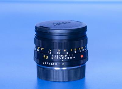 Leica Summicron R50 mm f/ 2