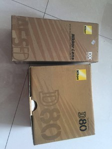 尼康 D80和17-55 2.8G