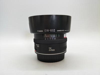 98新 佳能 EF 35mm f/2 35/2  2125