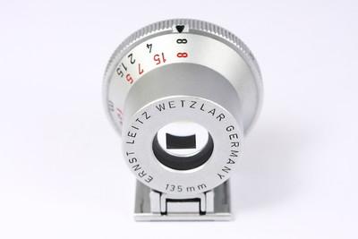 莱卡 Leitz 135mm 13.5cm 原厂 取景器 德产 全金属