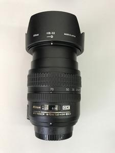 尼康 AF-S DX 18-70mm f/3.5-4.5G ED 低价出 【2963#】