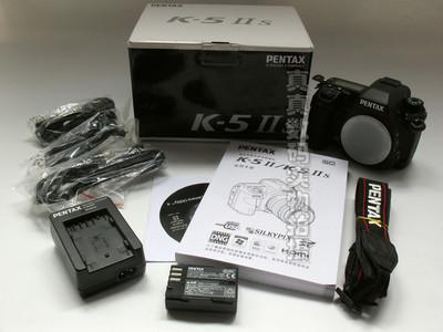 崭新原装宾得K-5 IIS单机K5IIS 原电原充K5 IIs 带包装K52s #0796