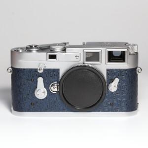 Leica 徕卡m3机身,单拨,机械性能出色,个性饰皮