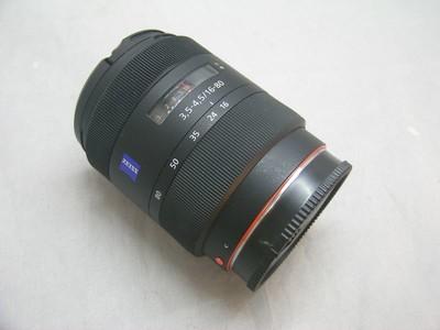 出售 97新 索尼 T* DT 16-80mm f/3.5-4.5 ZA  请看图片