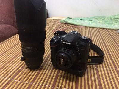尼康 D7200和适马50-100 F1.8镜头