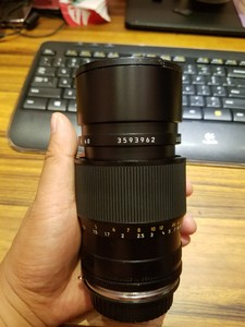闲置的徕卡微距头Leica Apo-r 100 mm