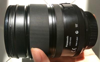 松下徕卡LEICA D 14-50 F2.8-3.5 OIS防抖自动4/3镜头