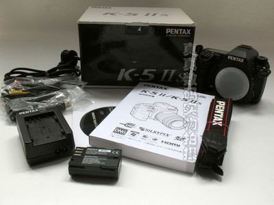 成色很好宾得K5 IIS单机K5IIS 原电原充K-5 IIs 带包装K52s #7273