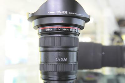 出一支成色非常好的佳能 EF 17-40mm f/4L USM