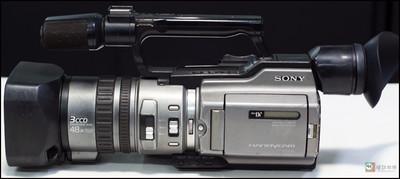 索尼 VX2100E 数码摄像机 磁带机