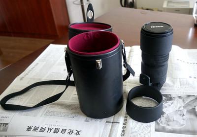 )AF80-200镜头