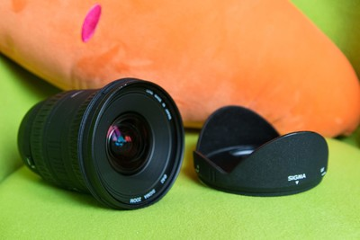EF口 适马SIGMA17-35mm F2.8-4超广全幅镜头