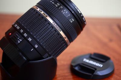 腾龙 AF18-200mm f/3.5-6.3 XR DiII LD 佳能卡口