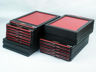立原 TACHIHARA 8x10 大画幅桃花芯木片夹 美品!已售
