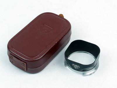 禄来/rolleiflex  金属遮光罩 2.8D、E、F、GX、FX用  极上品