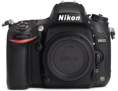 尼康 D600相机