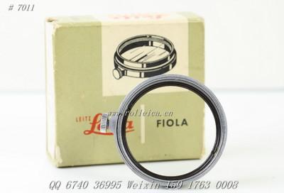 (7011) 徕卡 A36 UVa FIOLA 连包装美品! ¥650