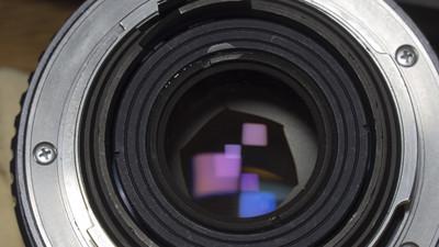 Pentax MX机身+M50mmF2镜头