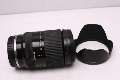 腾龙18-200/3.5-6.3 VC 索尼E口 腾龙E18-200 腾龙 E 18-200