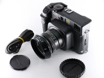 玛米亚MAMIYA M7II+80镜头 套机