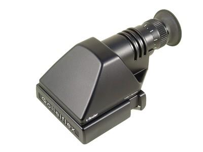 禄来 Rollei 6000 系列用 新款 90度 可旋转 取景器 全新未使用品