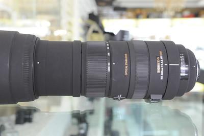便宜出适马 APO 150-500mm f/5-6.3 DG OS HSM