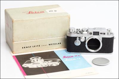 徕卡 Leica IIIg 带包装 好成色