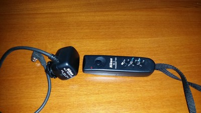 尼康 ML-3 无线遥控器