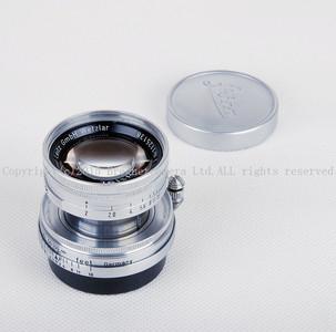 徠卡 Summicron 50/2 银色缩头LTM L39螺口 #HK7078