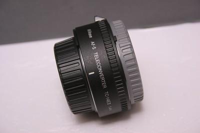尼康TC-14EII 尼康 TC-14EII 尼康 TC-14E II 尼康1.4X增距镜