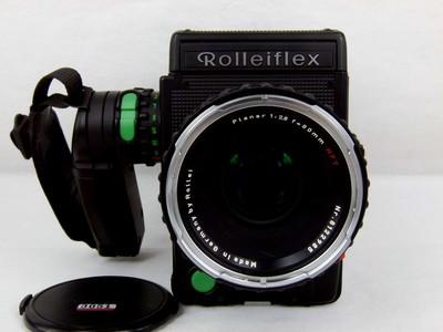 禄来Rolleiflex 6008套机