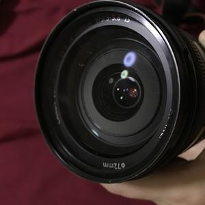 佳能 500D 镜头18-200mm