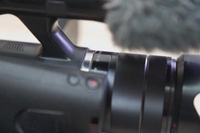 索尼 NEX-VG20E配限量1855镜头