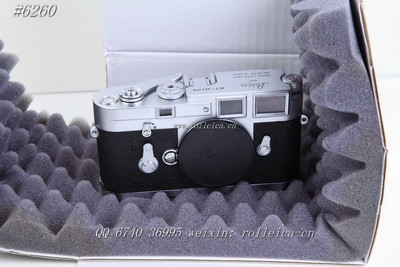 (6260) Leica M3 0.85MP 取景器 独立50框  靓号 ¥17500 高清图