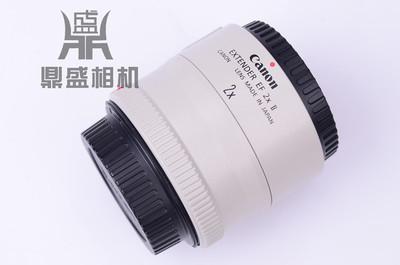 佳能EF 2X II 二代增倍镜 2代增距镜 镜片性能完好成色极新无拆修