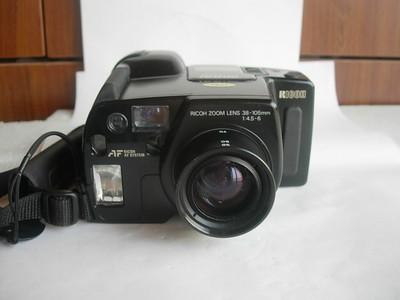 很新理光未来之星105大型旁轴相机,收藏使用