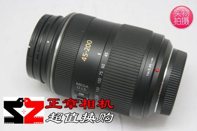 松下 G VARIO 45-200mm f/4.0-5.6 O.I.S. 微单相机镜头