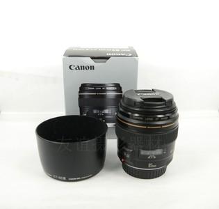 佳能 EF 85mm f/1.8 USM 人像镜头 全幅自动镜头 包装齐全