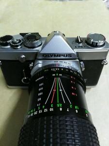 Olympus OM-1奥林巴斯om1 75-200镜头 胶片相机