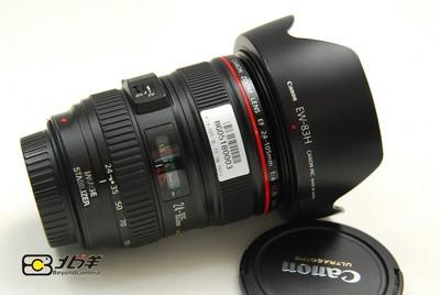 98新佳能EF24-105/4L IS(BG05180003)