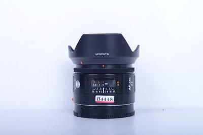94新二手Minolta美能达 24/2.8 定焦镜头 A卡口 (B4448)【京】