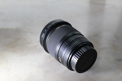 95新,适马 24mm f/1.8 EX 细文版,佳能口暂时1800出重庆本地