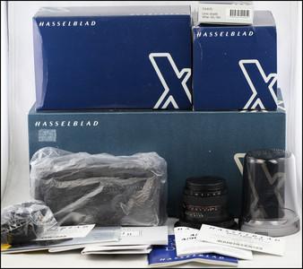 哈苏 Hasselblad Xpan II + 45/4 套机 快门计数0060 带包装