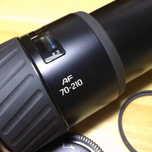 Roc___599元MINOLTA/美能达 AF 70-210mm/3.5-4.5 中长焦MA口