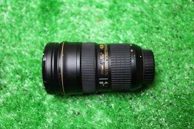 尼康 AF-S Nikkor 24-70mm f/2.8G ED+50定焦1.8