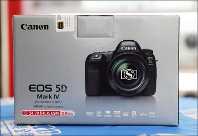 佳能 EOS 5D Mark IV 单机 佳能/尼康型号均有优惠