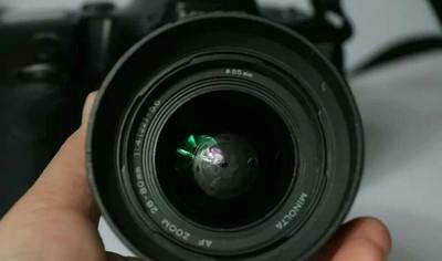 Minolta(美能达)Minolta 500si胶卷相机
